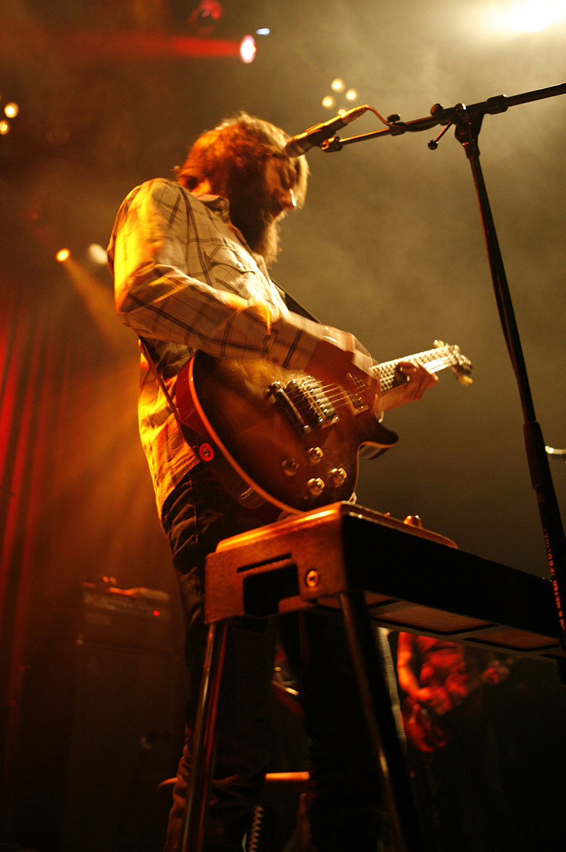 band of horses - rockefeller