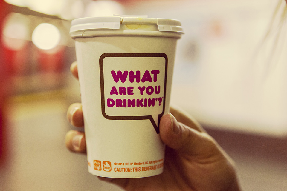 boston - dunkin'