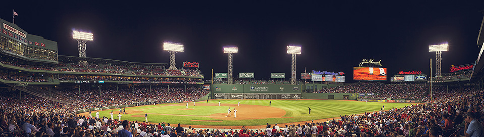 boston - fenway park