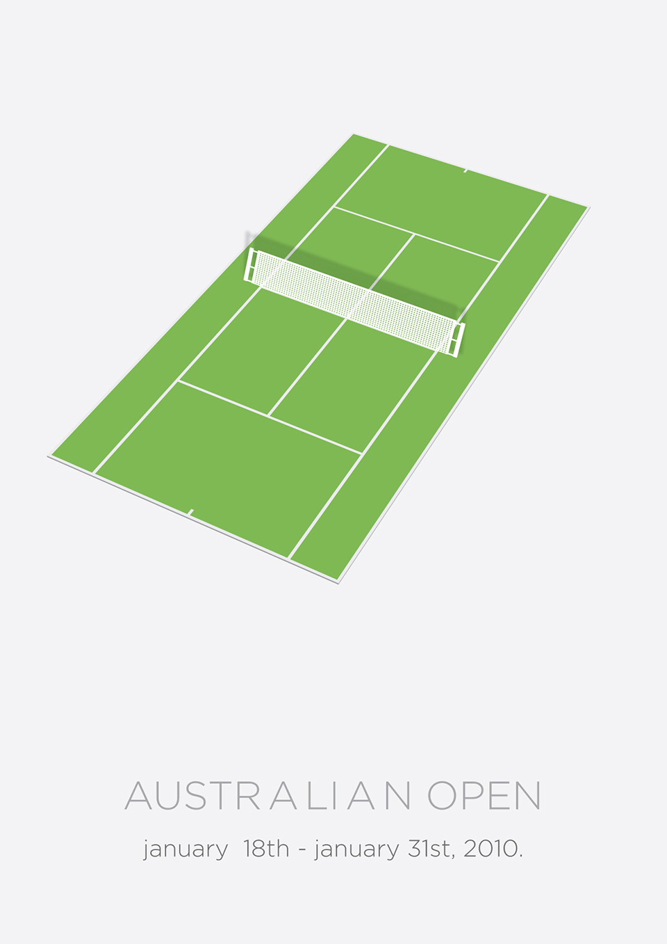grand slams 2010 - australian open