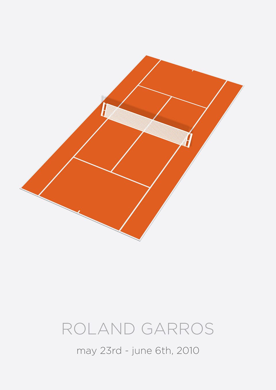 grand slams 2010 - roland garros