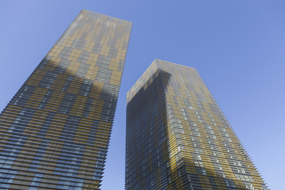 las vegas - veer towers