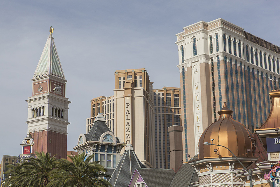 las vegas - the venetian and palazzo