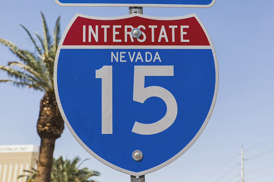 las vegas - interstate 15