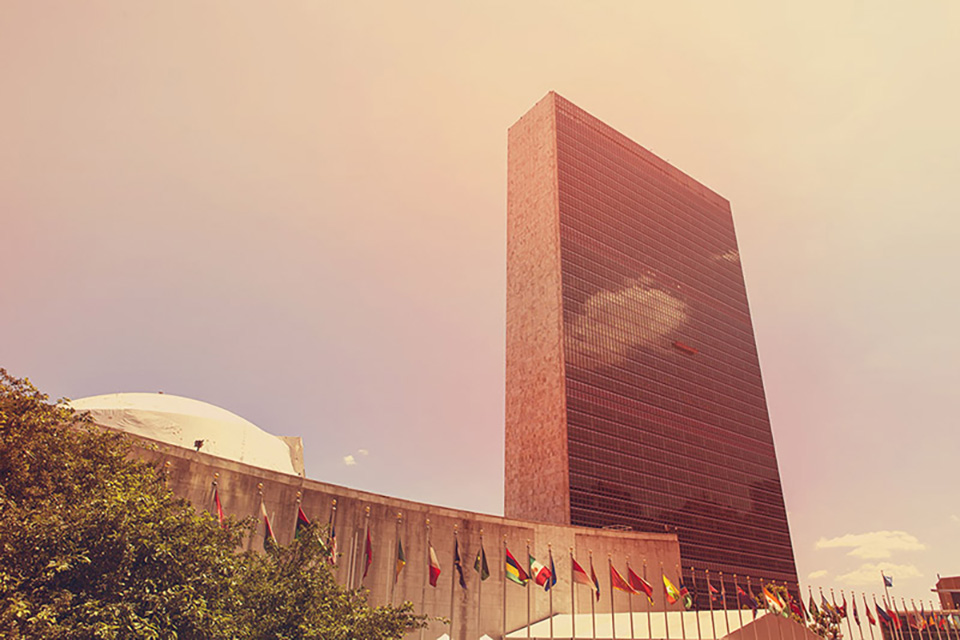 new york city - united nations