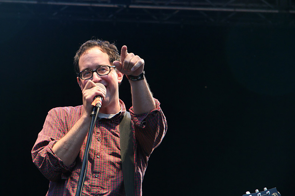 the hold steady - hove festival