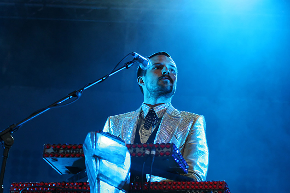 the killers - hove festival
