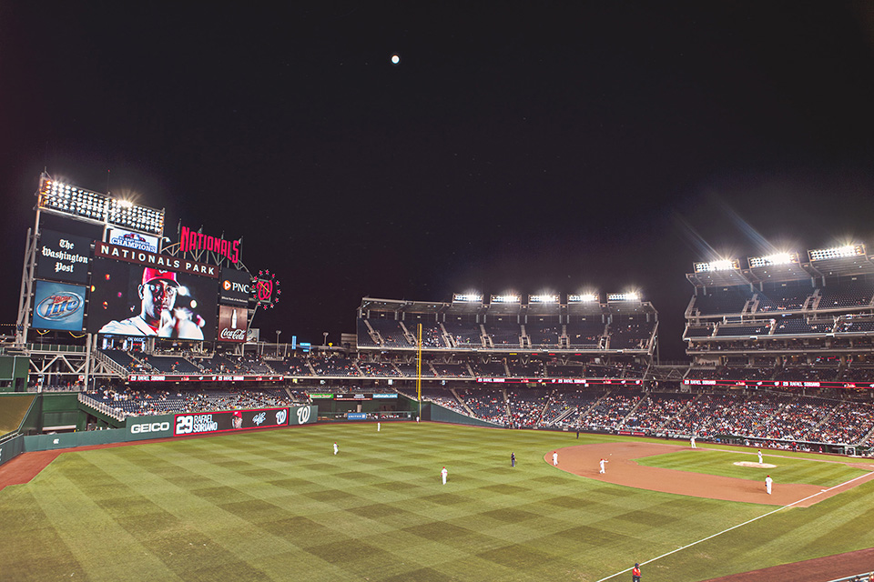 washington d.c. - nationals park