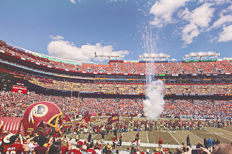 washington d.c. - fedex field