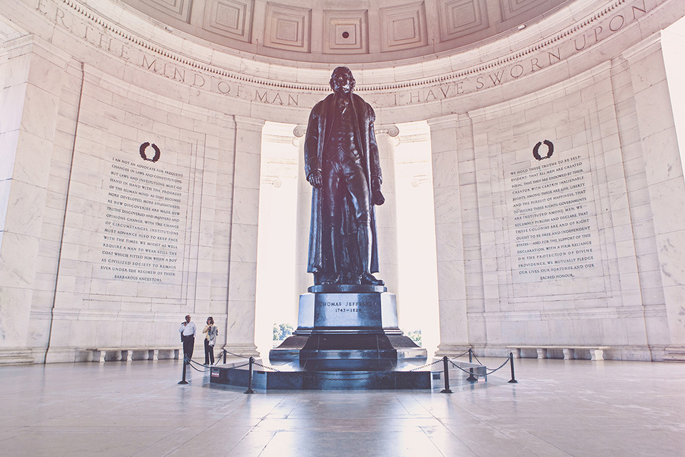 washington d.c. - thomas jefferson memorial