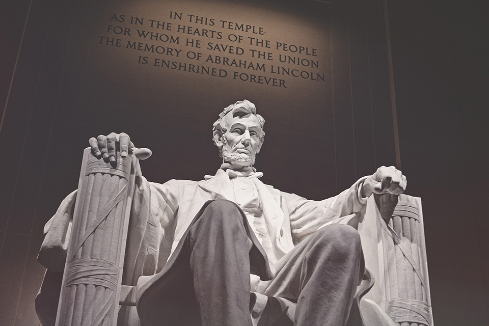 washington d.c. - lincoln memorial
